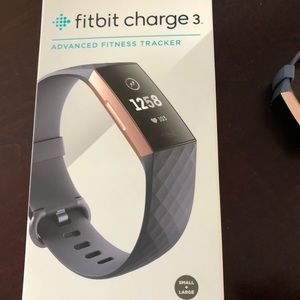 Fitbit Charge 3 LIKE NEW
